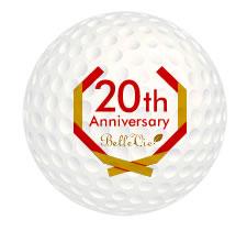 オリジナルデザインタイプ ゴルフボール